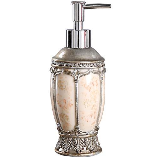 LXFP Creative European Press Bottle Shampooing Bouteille De Gel De Douche (280ml) (Couleur : A, Taille : 280ml)