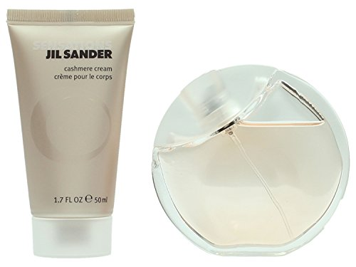 Jil Sander Sensations Set EDT Vapo 40 ml  Body Cream 50 ml
