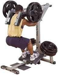 Bodysolid Poste squats & mollets GSCL360