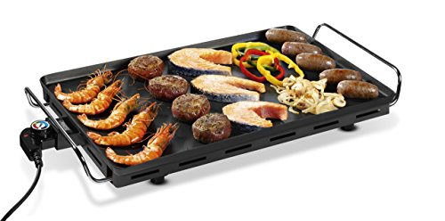 Princess Table Chef Grill XXL, Negro, 220 - Parrilla