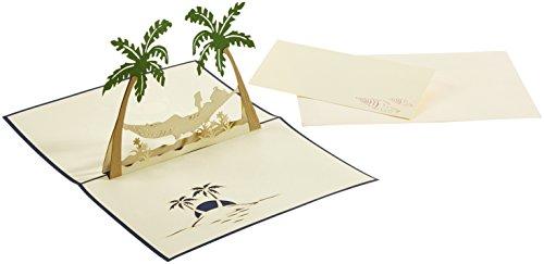 Tarjetas felicitación Lin Pop Up 3d Tarjetas felicitación