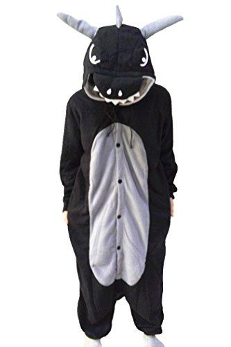 wotogold Animal Dragon Pyjamas Unisexe Costumes Cosplay pour Adultes wotogold