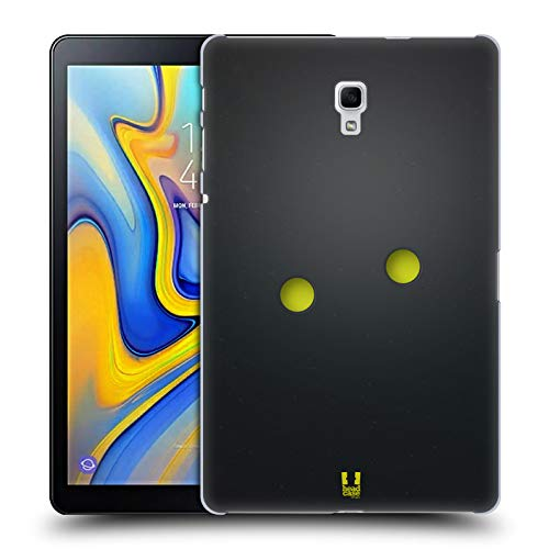 Head Case Designs Squash Ball Kollektion 2 Ruckseite Hülle für Samsung Galaxy Tab A 10.5 (2018)
