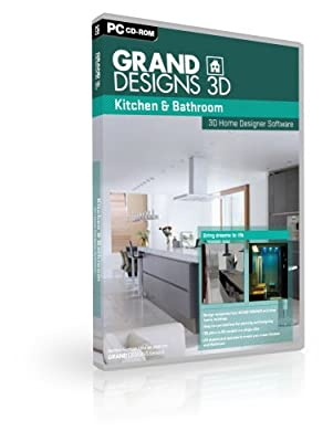 Grand Designs 3D Bathroom & Kitchen