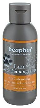Beaphar Lait anti-démangeaisons, calme et apaise les irritations - chien et chat - 125 ml