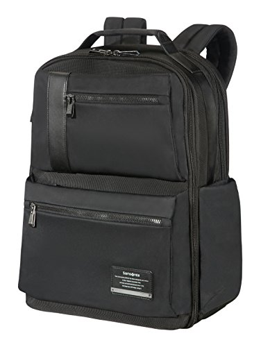 "Samsonite Openroad Weekender Backpack 17,3"" Mochila Tipo Casual, 23.5 Litros, Color Negro"