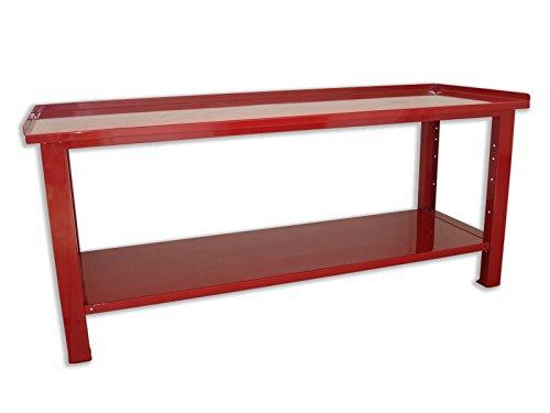 Werkbank Arbeitstisch aus Stahl 2007X 705x 855Serie Industrie Sogi X3-11 -