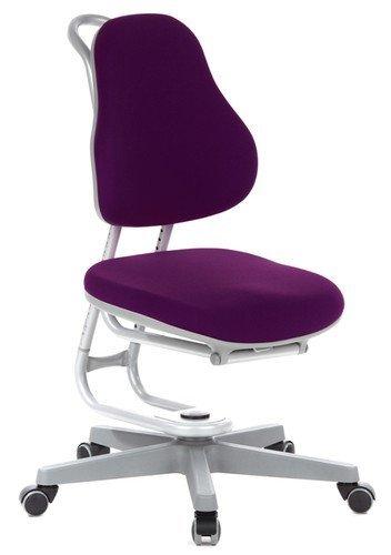 Rovo Chair Kinderschreibtischstuhl / Kinderstuhl BUGGY Stoff Atlantic violett