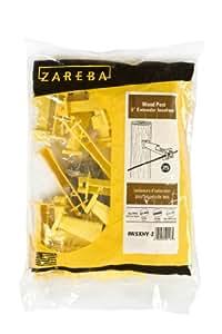 Zareba IW5X ny-z nail-on 12,7cm Extender Isolator, gelb, 25pro Tasche
