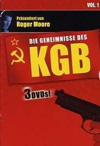 Die Geheimnisse des KGB Vol. 1 (3 DVDs)