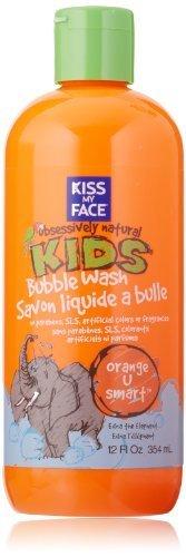kiss-my-face-natural-kids-orange-u-smart-bubble-wash-bubble-bath-and-body-wash-12-ounce-bottle-by-ki