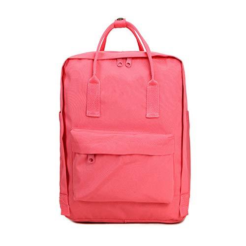 Fjällräven Unisex Rucksack Kånken Mini, peach pink, 13 x 20 x 29 cm, 7 Liter, 23561-319 -