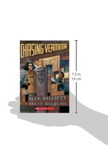 Chasing Vermeer (Scholastic Gold)
