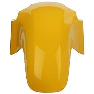 Sai SAI-13D Front Fender for Hero Karizma (Yellow)