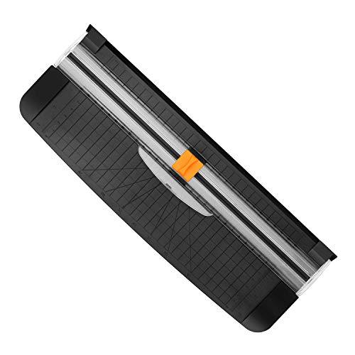 """Papierschneider, AGPtEK A4 Papier Trimmer 12"""" Scrapbooking Werkzeug mit Automatischer Sicherheitsvorrichtung, Für Zuhause & Büro, Für Heim & Arbeit - MEHRWEG"""