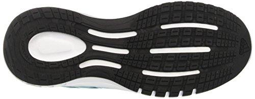 adidas Damen Duramo Lite W Low-Top, Core Black/Night Met./Ftwr White Türkis (Easmin/claqua/ftwwht)