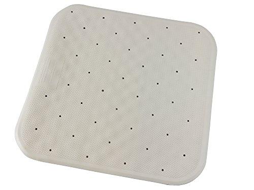 Ability Superstore - Rutschfeste Duschmatte in weiß