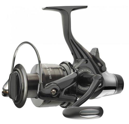 Daiwa Black Widow BR 5000A 230/0.40 478g 10153-500 Karpfenrolle Freilaufrolle