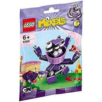 LEGO Mixels Mixel Snax 41551 Building Kit: Amazon.co.uk: Toys & Games