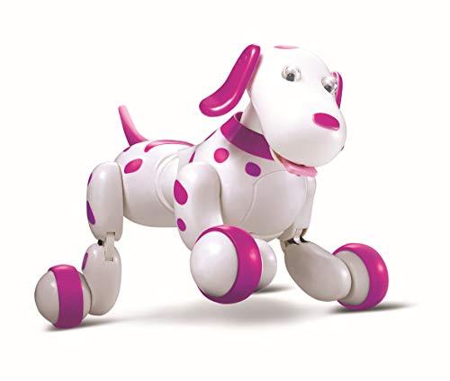 2.4G Drahtlose Fernbedienung Roboter Hund, Glücklicher Kinder Spielkamerad, Elektronisches Haustier,Pink