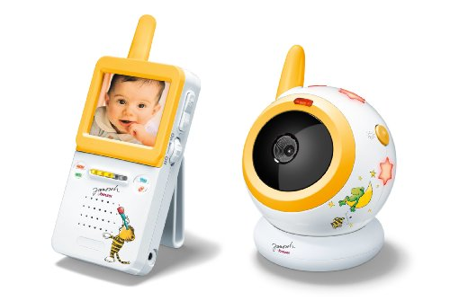 Janosch by Beurer JBY 100 Video-Babyphone