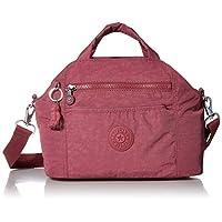 حقيبة يد ساتشيل ميورا قابلة للتحويل من كيبلينغ, (Fig Purple), قياس واحد