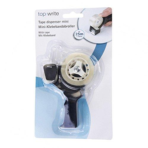 Bid Buy Direct® Handheld Mini Tape Gun-Tape Dispenser und Tape | ideal für Schreibtisch, Lehrer Schreibtisch, Verpacken von Geschenken, Scrapbooking oder andere Arts & Crafts. - Schreibtisch Geschenke Lehrer