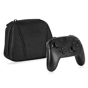 Switch Pro Controller Tasche – Younik Harte Reise Hülle für Nintendo Switch Pro Kontrolleur (Schwarz)