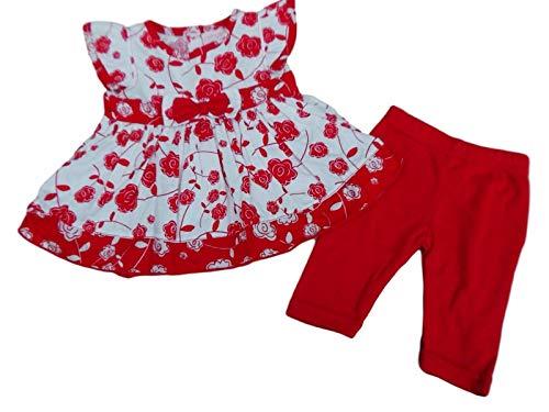 44ed6856627c9 Rockabye-Baby - Robe - Bébé (fille) 0 à 24 mois rouge Red