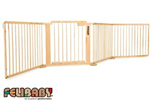 one4all 1 3 flexible safety gate stair gate barrier. Black Bedroom Furniture Sets. Home Design Ideas