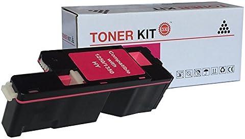 TONER KIT - 1250M - 1350M - 593-11018 - TONER MAGENTA - 1.400 seiten - für : DELL 1250C-1350CNW-1355CN-1355CNW-C1760NW-C1765NFW.