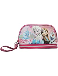 Disney Frozen Pochette Handbag Cosmetic Vanity Bag School Travel Pencil Case