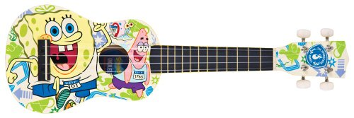 Image of Spongebob Squarepants UK Games Ukelele