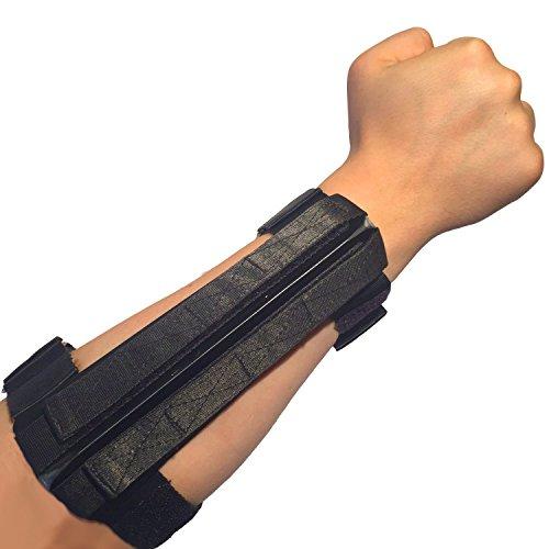 Produktbild Active Protection Gear® Security Unterarmschützer massiv mit Harter Kante zur Selbstverteidigung