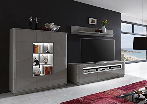 wohnwand quadra bestseller shop f r m bel und einrichtungen. Black Bedroom Furniture Sets. Home Design Ideas
