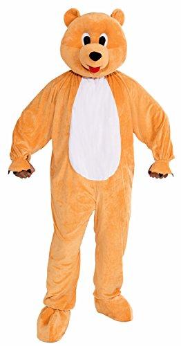 Unisex-Erwachsene Honig Bär Maskottchen (Honig Bären Kostüm)
