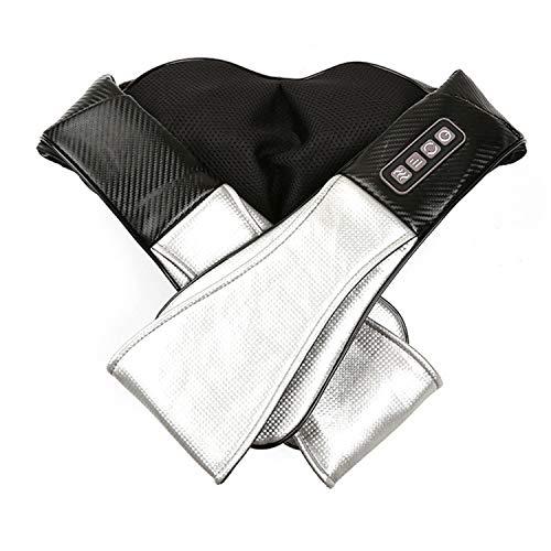 Massageschal, Zervikalmassagegerät Für Den Häuslichen Bereich, Hals Und Schulter Taille Multifunktions-Körper-Knetmassage-Schal