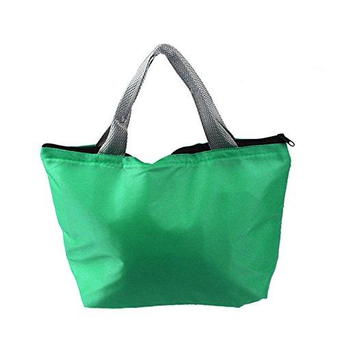 NEEKY Lunch Bag Isotherme Femme, Panier Repas Isotherme Femme, réutilisable pour Lunch Bag, Sacs à Lunch Sacs de Pique-Nique Boîte à Lunch Scolaire (22 * 10 * 18cm)