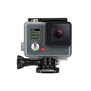 GoPro Hero+ Caméra embarquée 8 Mpix Wi-Fi Noir (Emballage e-commerce