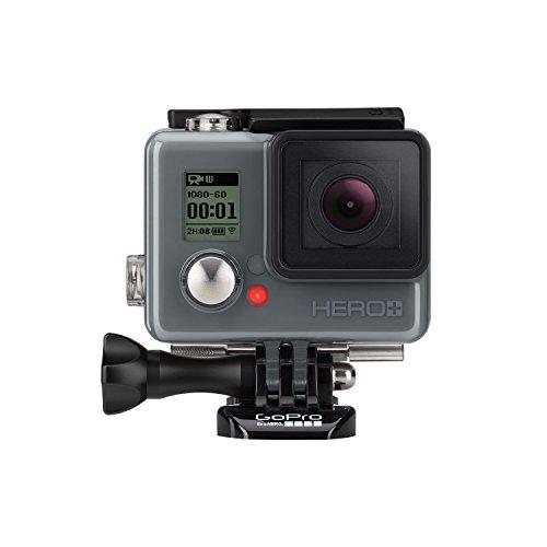 GoPro Hero+ Caméra embarquée 8 Mpix Wi-Fi Noir (Emballage e-commerce 'Déballer sans s'énerver')