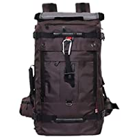 40L personality oxford backpack men large capacity waterproof travel Bag outdoor bag handbag OS91 kf