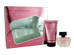 Kylie Minogue Darling Eau De Toilette 30ml and Body Lotion 150ml Gift Set for Her
