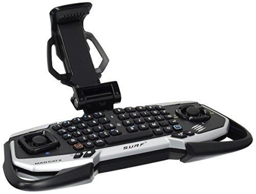 Mad Catz S.U.R.F.R Wireless Media und Game Controller für Android - Designed für Samsung