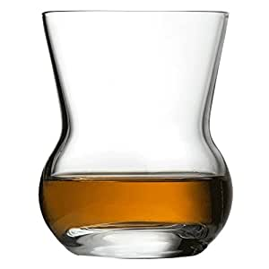 Ginsanity 2 x 'Thistle' Whisky Glass 270ml/9.510oz