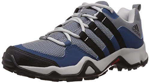 3fd1cec0a27 Adidas s50556 Men S Ax2 Ii Blue Grey And Black Multisport Training Shoes 8  Uk- Price in India