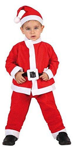 Costume di Babbo Natale per Bambino 3-4 anni