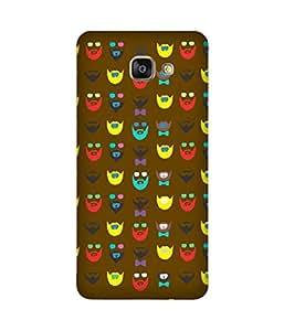 Beard-Colour-41 Samsung Galaxy S7 Case