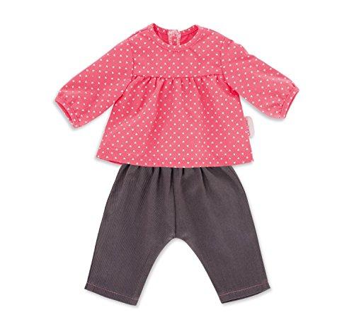 Corolle DMN11 - BB36 Bluse und Jeans Erdbeere für Puppe Mon Classique, 36 cm Preisvergleich