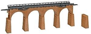 Faller - Puente de modelismo ferroviario N Escala 1:160 (F222585)