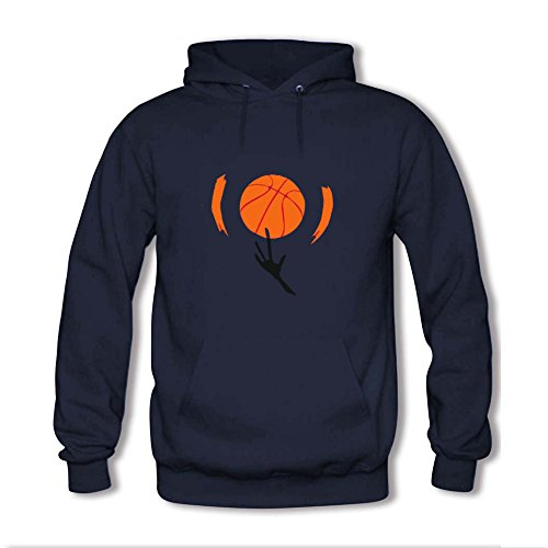 Men's Basketball Player - Ball Like a Pro Basketball Fans Hoodie Unisex S